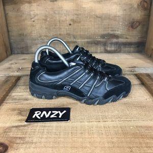 Skechers Leather Sneaker